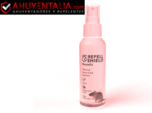 REPELL SHIELD Spray Ahuyentador de Ratones