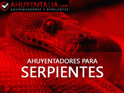 Mejores ahuyentadores de serpientes