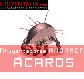 Ahuyentadores Radarcan Ácaros