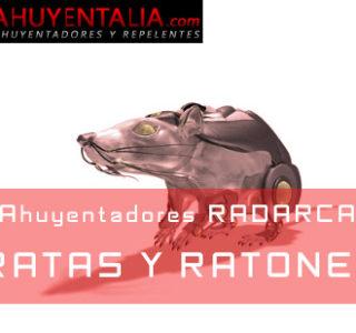 Radarcan ratas y ratones