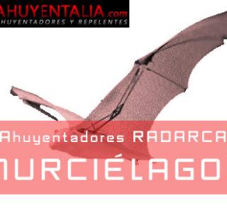 Ahuyentadores Radarcan Murciéalgos